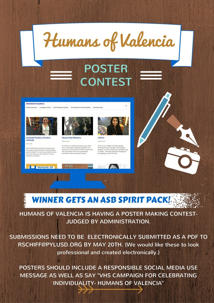 hov poster contest take a million