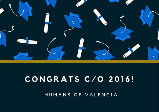 Congrats C-O 2016!